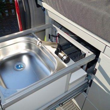 71 best Bulli images on Pinterest Vans, Bricolage and Camper van - wasserhahn küche locker