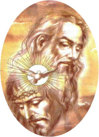 Understanding the Holy Spirit Trinity   Journey Of Serenity: Concept of the Holy Trinity.. for kids