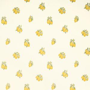 Lemon Grove Primrose Wallpaper