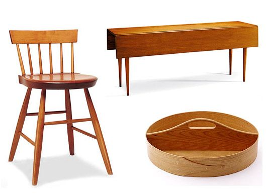 12 Best Images About Shaker Furniture In The Spotlight On