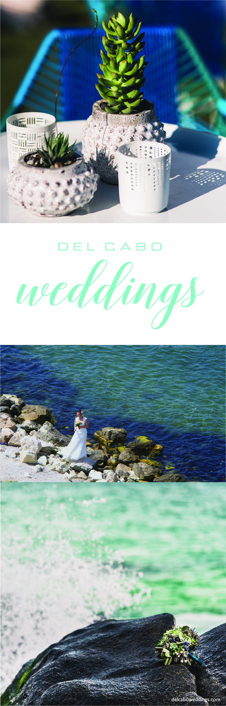 Do you dream with a beach wedding? Check out our board! We have amazing pins that will give you the inspiration and the ideas you need for your Baja beach wedding!  Click on the image and let us help you plan your beach destination wedding in Cabo!
