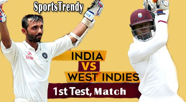 India vs West Indies 2016 1st Test Match schedule and where to watch live on TV - http://bit.ly/29P64Vp #IndvsWI #WIvsIND #1stTestSeries