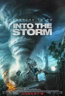 INTO THE STORM (movie) this was INTENSE!