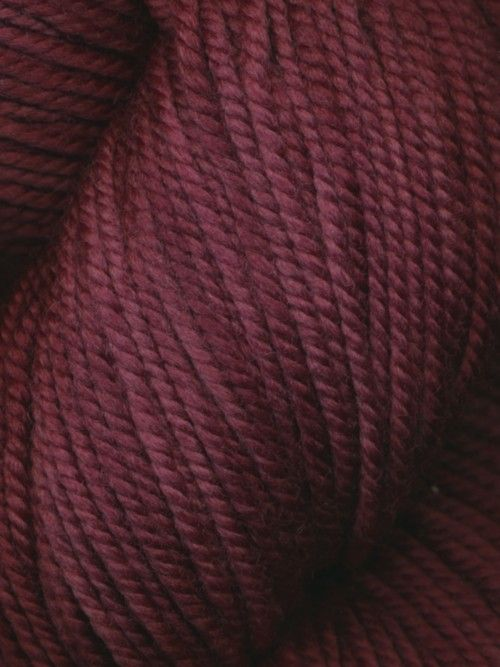 Pantone Color of the Year 2015: Marsala Ella Rae brand Lace Merino Worsted yarn