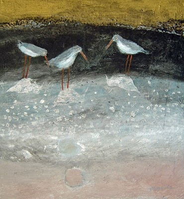 Ingebjorg Smith, Silver Beach Redshanks
