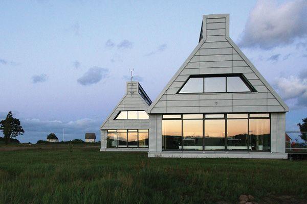 Samsø Energy Academy, Arkitema Architects