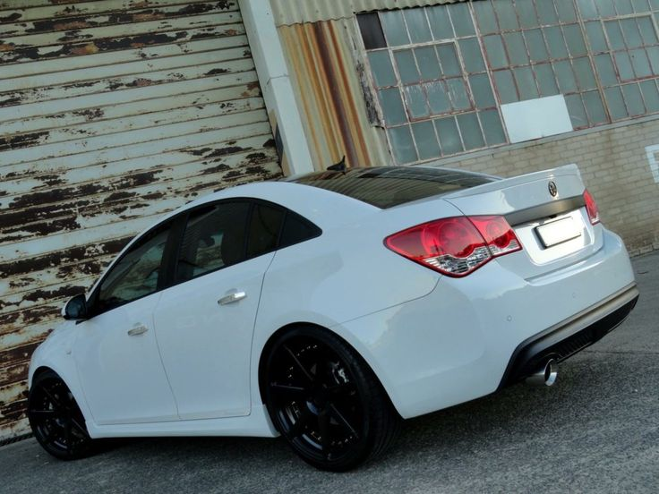 Car Description: 2014 Holden Cruze SRiV 1.6 turbo Mods: Exterior: – White on white on black colour scheme – White pioneer signwriting – Black wrapped roof – Mars tail lights – Irmscher suspension, grille, engine cover – 20×8.5″ Vertini Dynasty wheels – Pirelli 245/35/20 tyres Engine: – 3″ catless dump pipe – 2.5″ stainless mandrel bent exhaust […]
