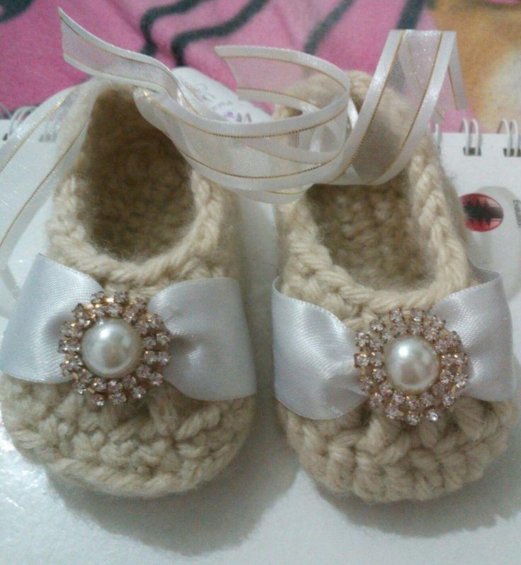 Zapatos fiesta bb