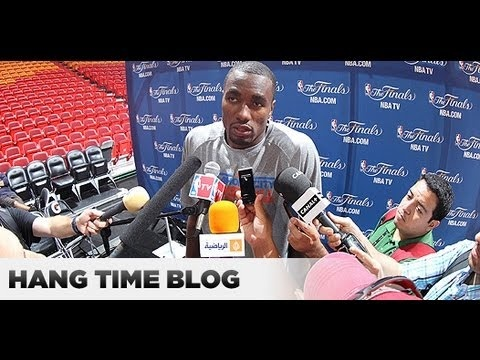 Ibaka says lebron james is not a good defender