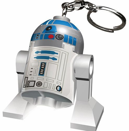 Star Wars Clone Wars Lego Star Wars R2D2 Keylight Keyring 100% official merchandise. Handy LED light that attaches to your keys! Height: 5.5cm (2). http://www.comparestoreprices.co.uk//star-wars-clone-wars-lego-star-wars-r2d2-keylight-keyring.asp