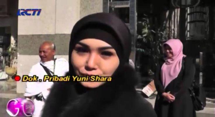 Eksklusif Perjalanan Umroh Yuni Shara