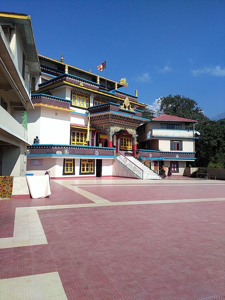 Monastery at Gangtok