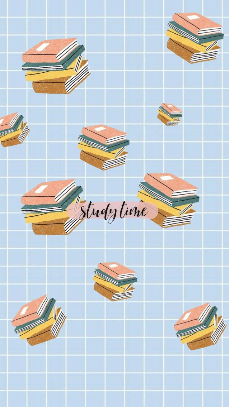 Studying Wallpaper Aesthetic Cute Patterns Wallpaper Cool Wallpapers For Phones Aesthetic Iphone Wallpaper