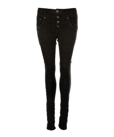 Bianco Tori Jeans Black via www.jenterommet.no