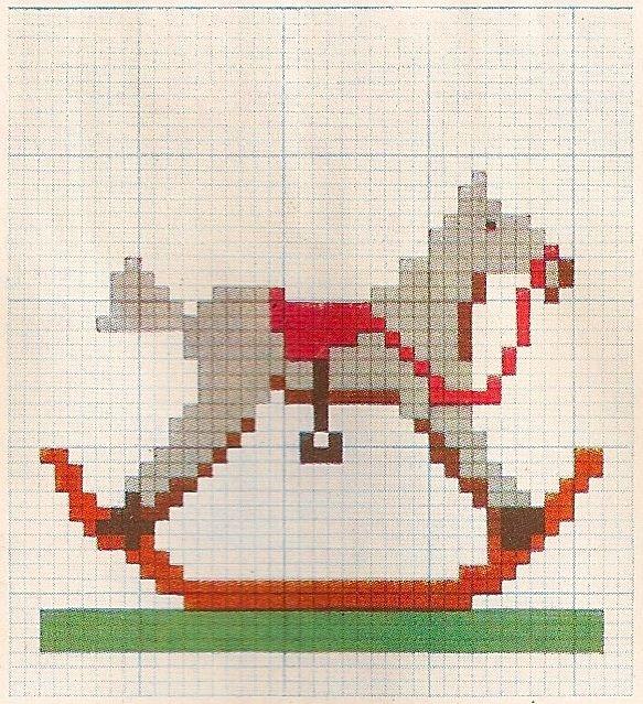 Sentimental Baby: Free Vintage French Cross Stitch Patterns
