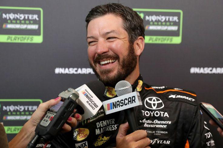 Qué controladores se dijo en la NASCAR Cup Series de playoffs de la jornada de los medios
