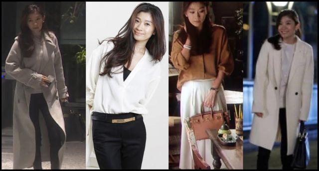 篠原涼子 ファッション