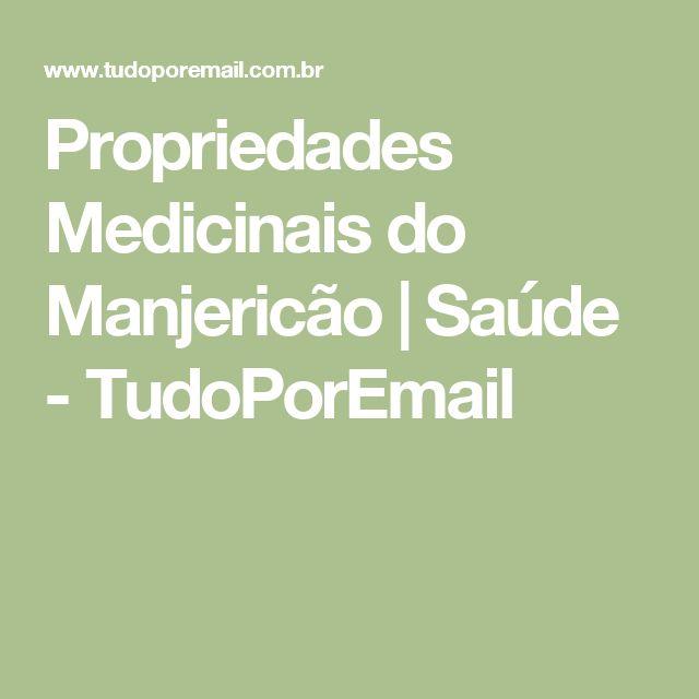 Propriedades Medicinais do Manjericão   Saúde - TudoPorEmail