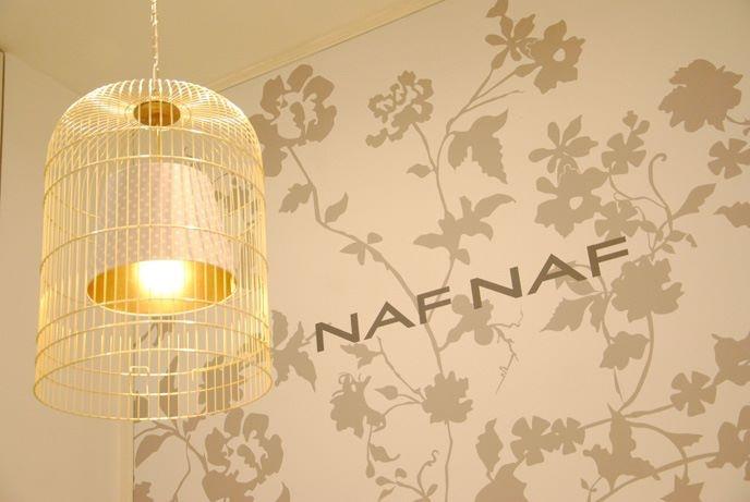 La boutique NAF NAF de Bruxelles fait peau neuve !