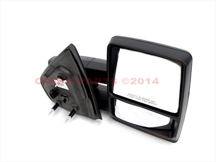 2007-2014 Ford F150 Passenger Telescopic Trailer Tow Power Heated Mirror OEM NEW - Ford (7L3Z-17682-AE)