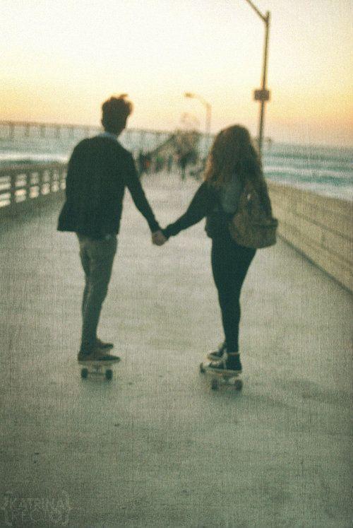 Skating lovers