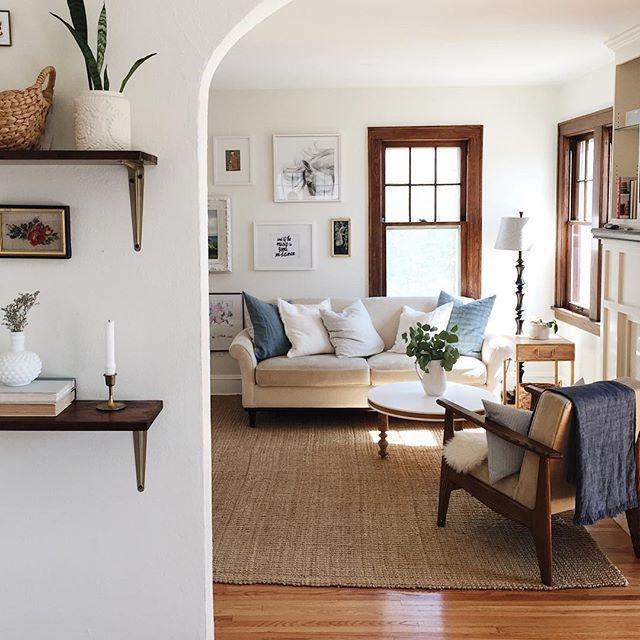 Best 25+ Simple living room ideas on Pinterest | Living room walls ...