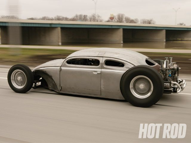 VW Hot Rod :)