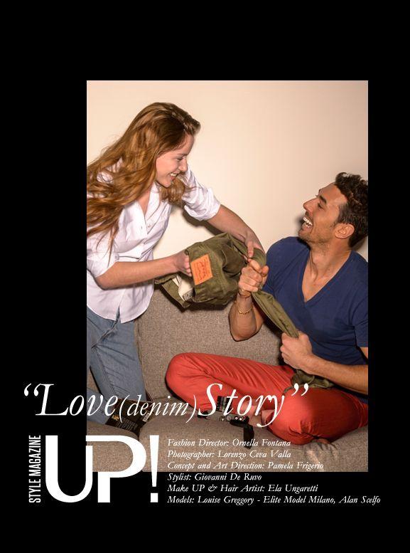 LOVE (denim) STORY