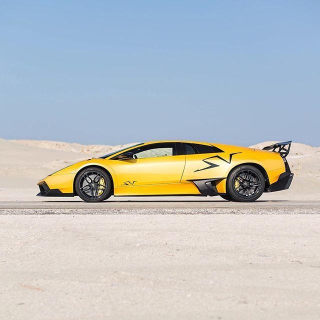 Lamborghini Murcielago SV LP670