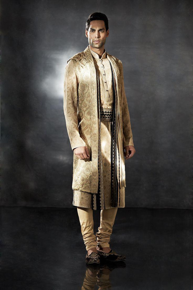 Pin By Nin9 Studios On Mens Indian Fashion  Indian Men -4906