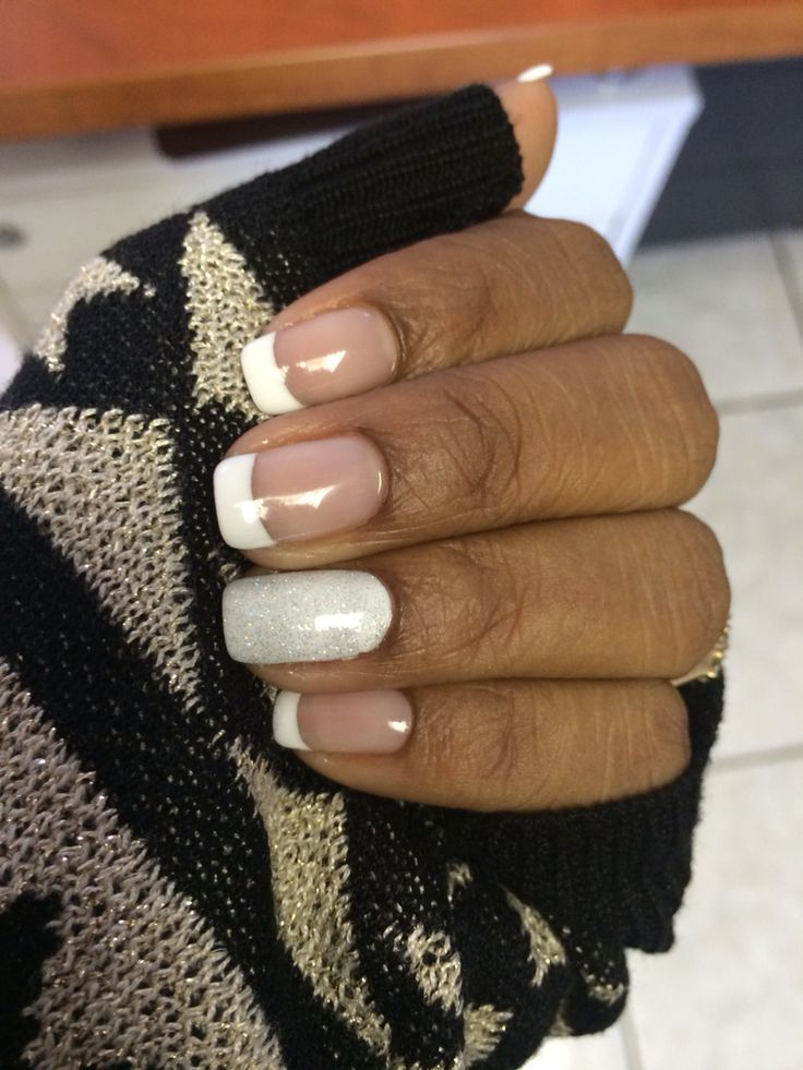French nails #classy