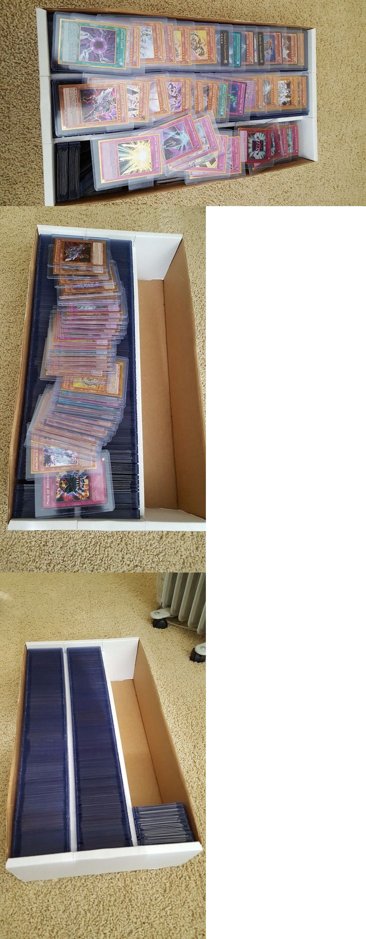 Yu-Gi-Oh Mixed Card Lots 49209: 700+ Yugioh Cards All Of Them Are Holos And Near Mint (Description) -> BUY IT NOW ONLY: $380 on eBay!
