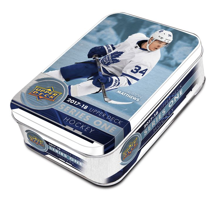 Memorabilia Cards: UD Game Jersey cards, averaging 1 in 24 packs.  TIN EXCLUSIVE: Get 1 oversized (3½ x 5) Winter Classic card