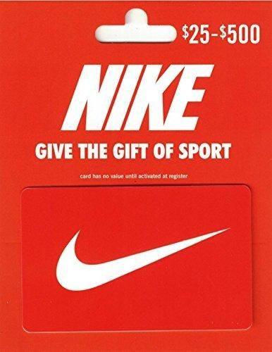 Nike $100 Gift Card