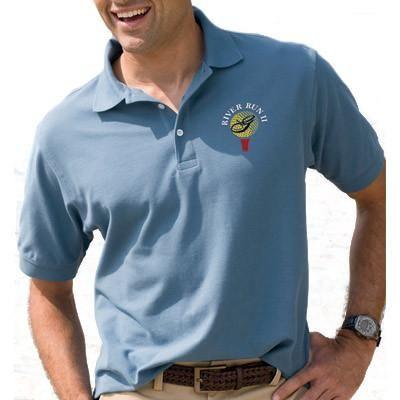 19 best devon jones promotional embroidered polos for Company logo shirts no minimum
