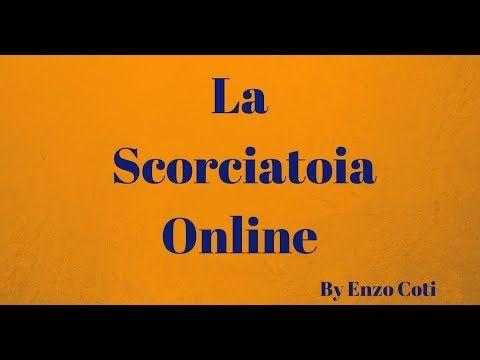 La scorciatoia Online