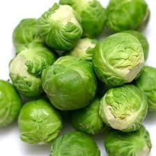Do not like Brussels sprouts since I first tried them