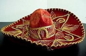 mexican hats - just call me if you want one danced on!
