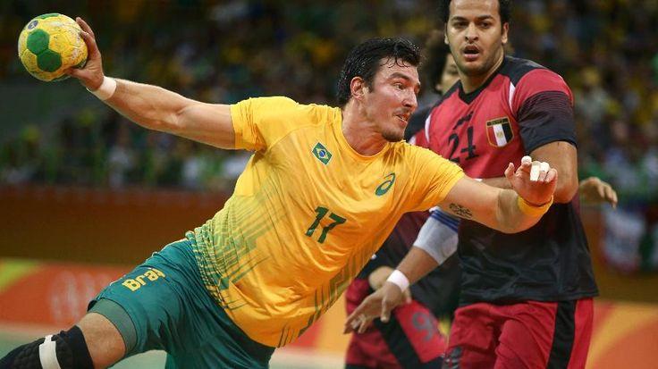Handebol nas Olimpíadas: Handebol masculino do Brasil assegura classificação…