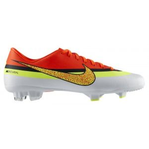 The Nike Mercurial Victory IV Firm-Ground Kids Football Boot as worn by  Cristiano Ronaldo is built for fast-paced football with an innovative  outsole ...