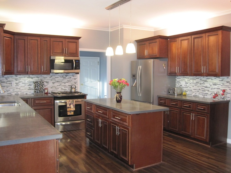 Best 78 Images About Customer Kitchens On Pinterest Stove 400 x 300