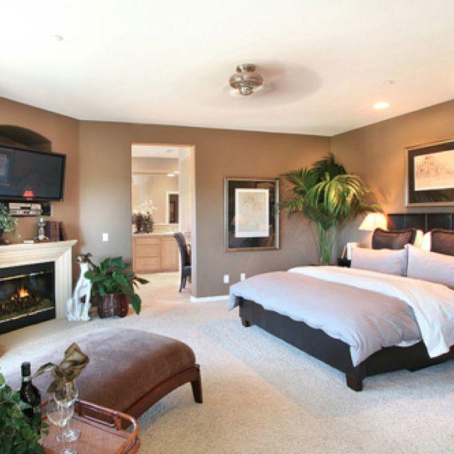My dream master bedroom! | Dream Home | Pinterest