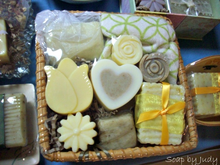 Handmade Soap Baskets : Images about soap gift basket on soaps