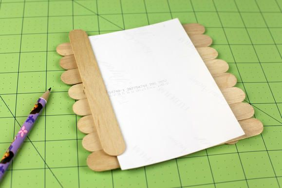 32 Best Images About Popsicle Stick Frames On Pinterest