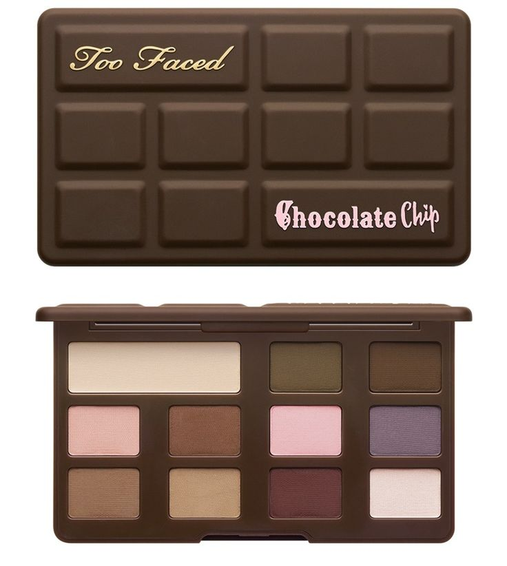 Too Faced Matte Chocolate Chip Eyeshadow Palette for Black Friday