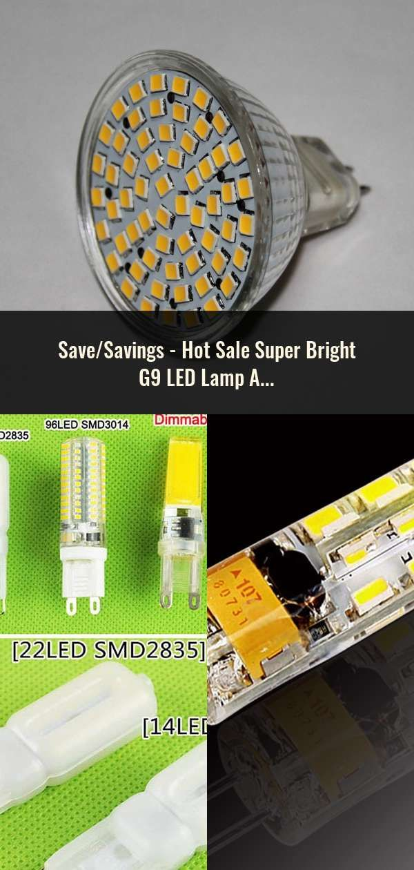 Hot Sale Super Bright G9 Led Lamp Ac220v 4w 5w 7w Ceramic Smd2835 Led Bulb Replace 30w 40w 50w Halogen Light For Chandelier