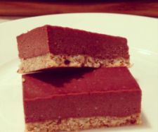 Recipe Raw Chocolate Shortbread (adapted for tmx) by Thermoblitz - Recipe of category Desserts & sweets