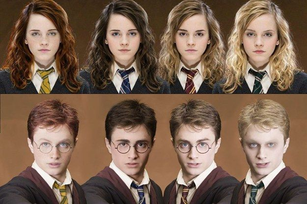 We Can Guess Your Hair And Eye Color From Your Opinions On Harry Potter Harry Potter Stories Harry Potter Memes Harry Potter Funny