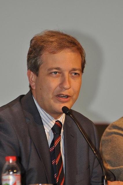 Fundación Triodos - Ignacio Torres, subdirector de Fundación Biodiversidad, moderador de la mesa redonda: La dimensión social de la agricultura ecológica.