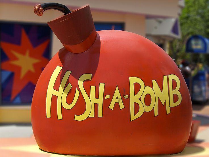 La bomba una modalità divertente per il #paintball